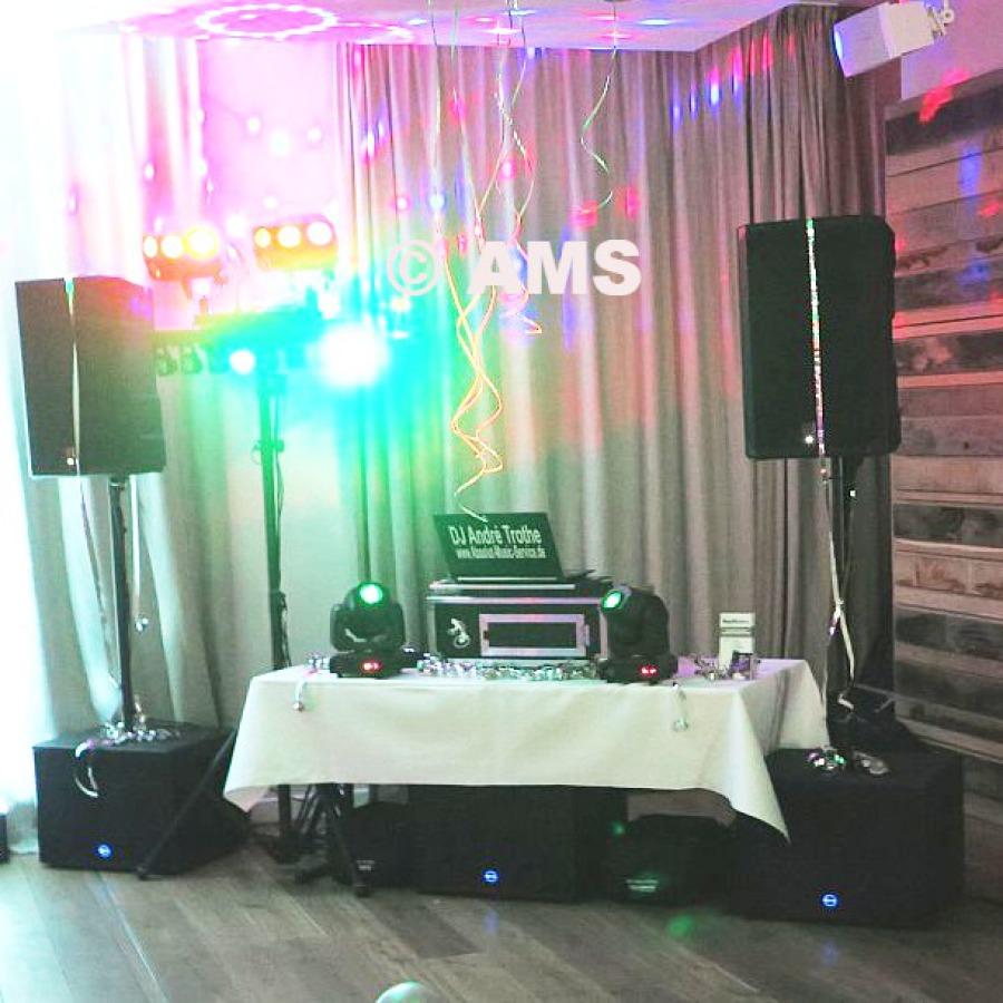 Firmenfeier DJ Hamburg Betriebsfest