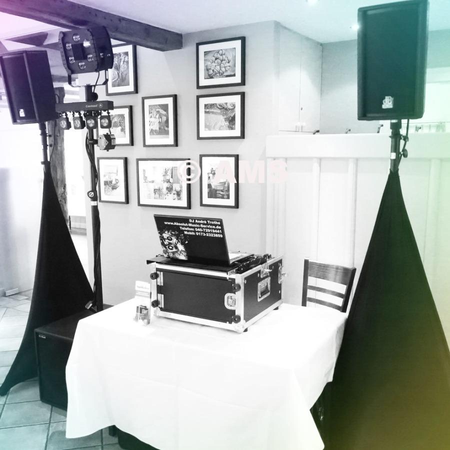 Hochzeit Hamburg DJ