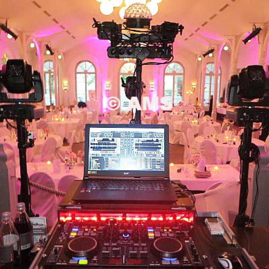 DJ DEL Hochzeit André Trothe