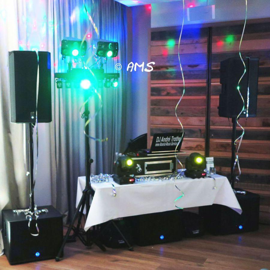 DJ Waldesruh Aumühle Hochzeit André Trothe