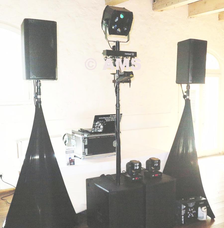 DJ Randel Party André Trothe