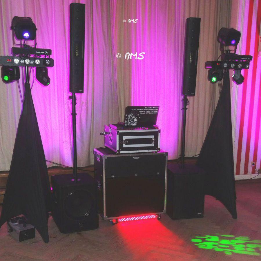 DJ Fischhaus Zarrentin Hochzeit