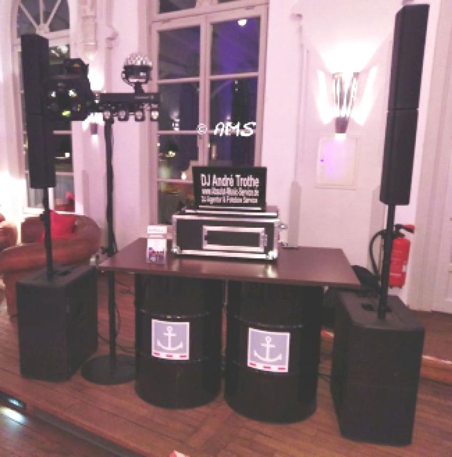 DJ Zollenspieker Fährhaus Hochzeit