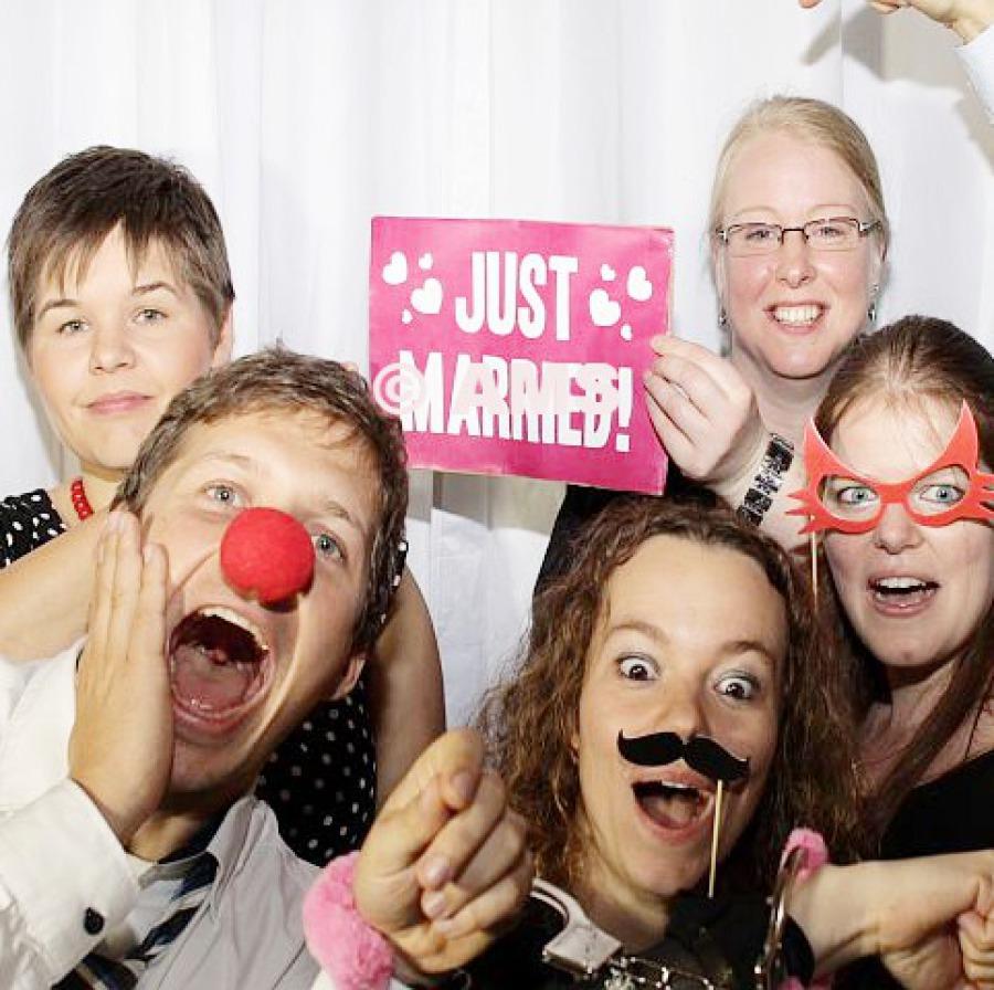 Hochzeit Hamburg Fotobox mieten Party Event
